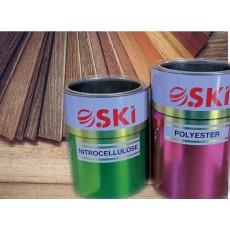SKI طبقات  الأساس والدهانات والطبقات العازلة من Nitrocellulose