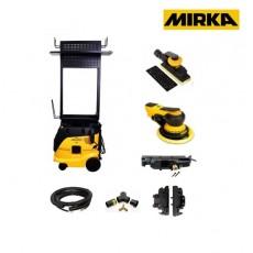 Mirka MME مجموعة أدوات منطقة العمل