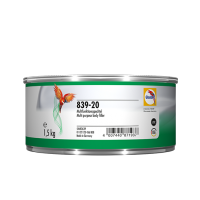 Glasurit 839-20 Body Filler White