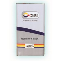 Colors PU Thinner Slow