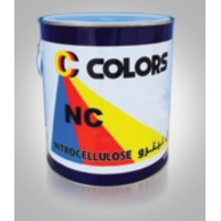Color Nitrocellulose (NC) Primers  / Paints / Sealer